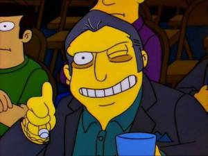 Fat Tony Sends a Big Thumbs Up to the Moscow Patriarchate